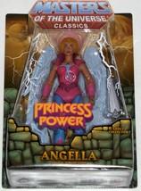 Mattel Masters Of The Universe Classics Angella Princess Of Power Angeli... - $39.95