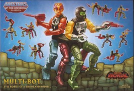 Mattel Masters Of The Universe Classics Multi-Bot Evil Robot Of A 1000 B... - $64.95