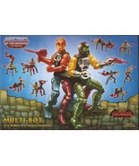 Mattel Masters Of The Universe Classics Multi-Bot Evil Robot Of A 1000 B... - $64.95