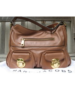Marc Jacobs - Angela Hobo - Gorgeous Camel w/Gold HW - $345.00
