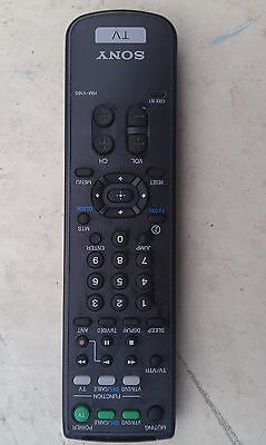 Primary image for 5RR85 SONY RM-Y165 REMOTE CONTROL, VERY GOOD CONDITION
