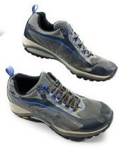 Merrell Women's Siren Edge Vibram Trail Hiking Shoes Monument Gray Size 7.5 - $58.40