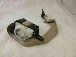Rear seat belt center 00 01 02 03 2000 2001 2002 2003 Acura RL - $39.80