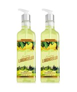 Bath & Body Works Limoncello Luxury Hand Soap 15.5oz Set of 2 - - $129.97