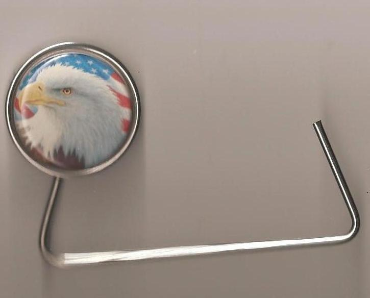 Purse Caddy Hanger Eagle