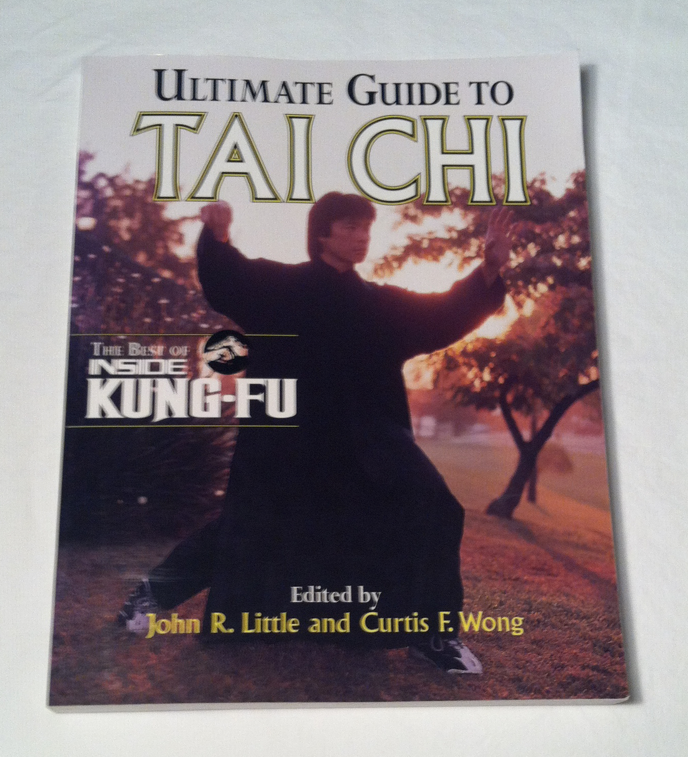 Primary image for Large softcover book Ultimate Guide To Tai Chi martial arts kung fu