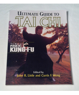 Large softcover book Ultimate Guide To Tai Chi martial arts kung fu - $2.00
