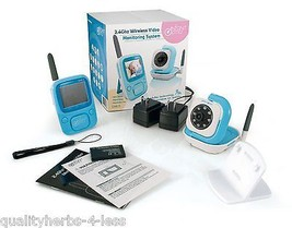 Infant Optics DXR-5 2.4 GHz Digital Video Baby Monitor W/Night Vision Ch... - $322.06
