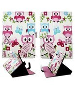 "Blue Butterfly Pink Owl Case for Asus Nexus 7"" ... - $15.99"