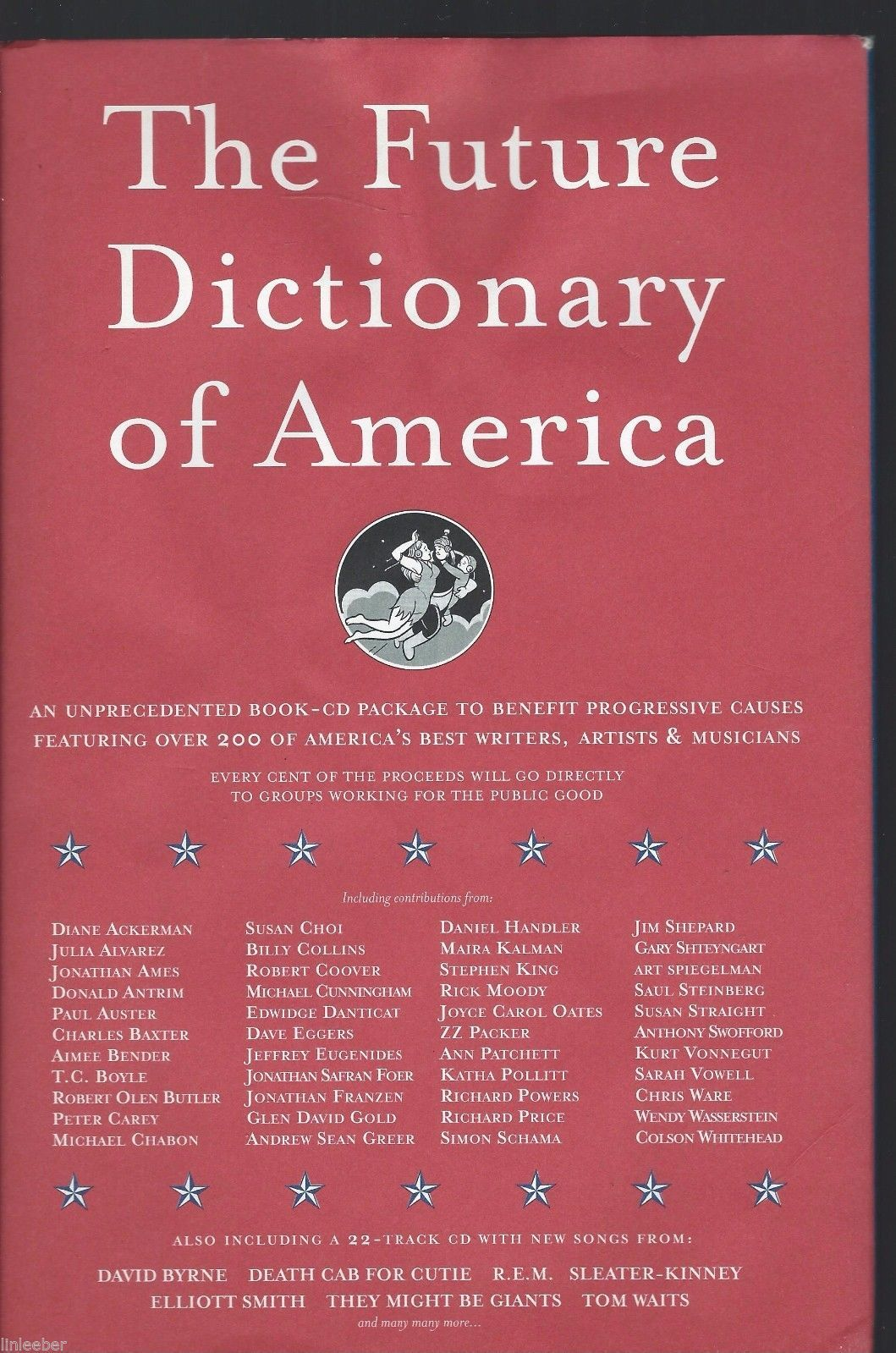 Primary image for The Future Dictionary of America by Dave Eggers;AMERICA'S NEW SLANG OR WORDS;+CD