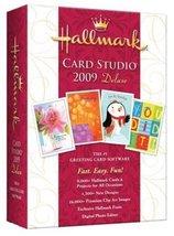 Hallmark Card Studio 2009 Deluxe [DVD-ROM] Wind... - $19.99