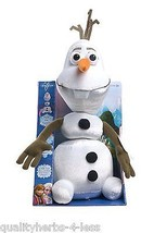 """Disney Frozen Pull Apart and Talkin' Olaf 12"""" Plush Doll Toy For Boys An... - $29.69"""