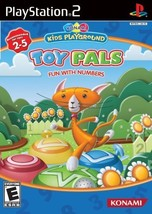 Konami Kids Playground: Toy Pals Fun with Numbe... - $9.99