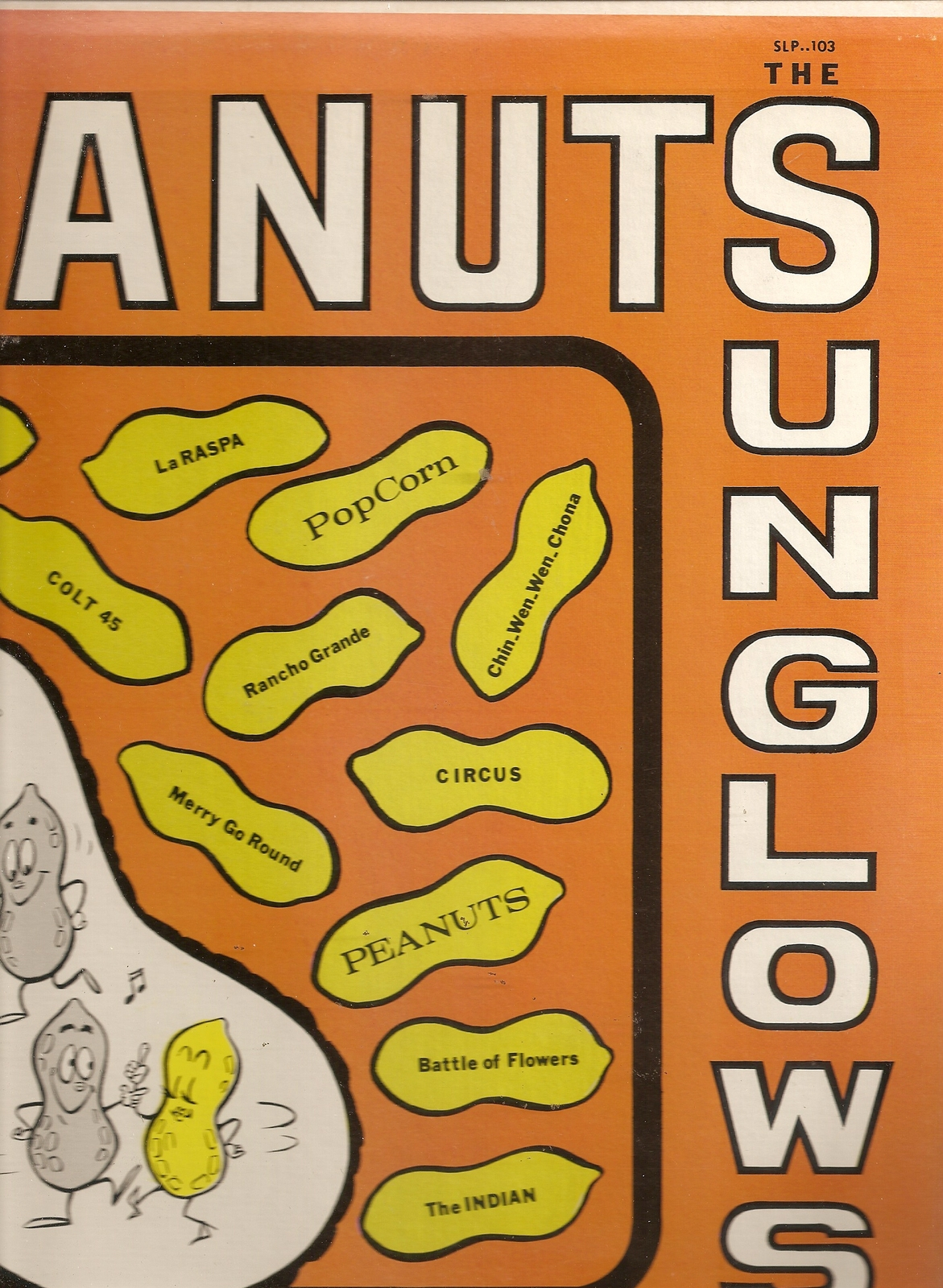 Primary image for lp--Sunglows 	 - 	 The Original Peanuts