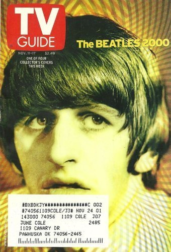 Primary image for Ringo Starr, The Beatles 2000 (One Of Four Collector's Covers), Titans, Solei...