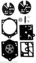 Walbro HDC Carburetor Repair Rebuild Kit fits 015 015L Chain Saw K10-HDC - $11.97