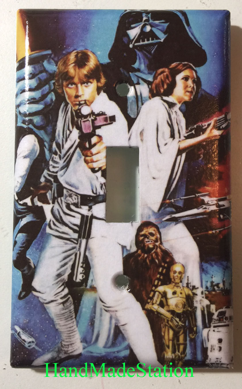 Star wars old poster single toggle