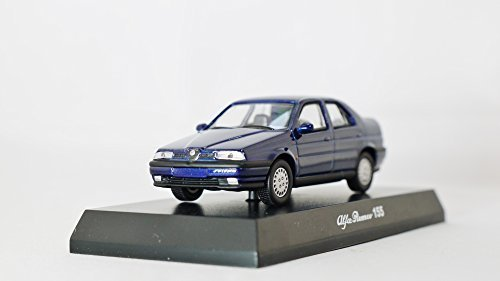 Primary image for Original Kyosho 1/64 Alfa Romeo MiniCar Collection 1 155 (Dark Blue) (japan i...