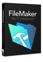 Filemaker Pro 17 Advanced - for MAC and Windows - $109.00