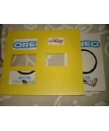 NABISCO OREO COOKIE STACKER CONTEST PRIZE MAGIC CARD TRICK UNLOCK THE MAGIC - $9.98
