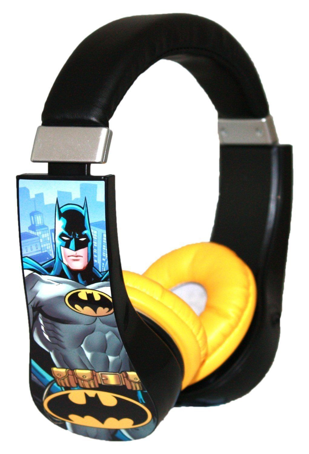 Primary image for Batman Kid Safe Over the Ear Headphone w/ Volume Limiter (30382)