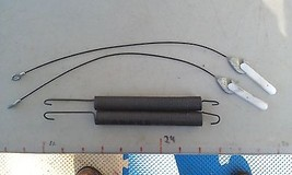 5 Pp56 Amana Adb1500 Dishwasher Door Springs And Cables, Very Good Condition - $19.66
