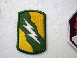 Army Full Color Patch 155th Armor Brigade Current MANUFACTURER:K6 - $3.00