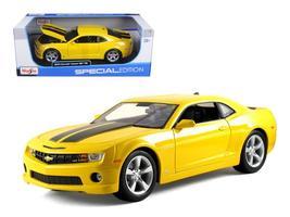 2010 Chevrolet Camaro SS RS 1:18 Diecast Model Car by Maisto - $55.46