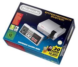 BRAND NEW - Nintendo NES Classic Mini EU Console - $450.99