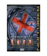 WWF: Rebellion 2001 Pre-viewed DVD WWE Jericho Angle Rock Austin oop - $12.95