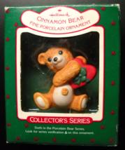 Hallmark Keepsake Christmas Ornament 1988 Cinna... - $10.99
