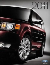 2011 Ford FLEX sales brochure catalog US 11 SE SEL Limited Titanium - $8.00