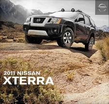 2011 Nissan XTERRA sales brochure catalog US 11 X S PRO-4X - $10.00