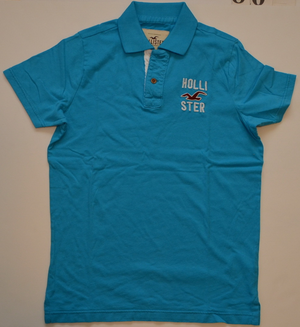 Primary image for L861 New Men Polo shirt HOLLISTER Size M MSRP $34.50
