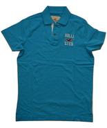 L861 New Men Polo shirt HOLLISTER Size M MSRP $34.50 - $18.95