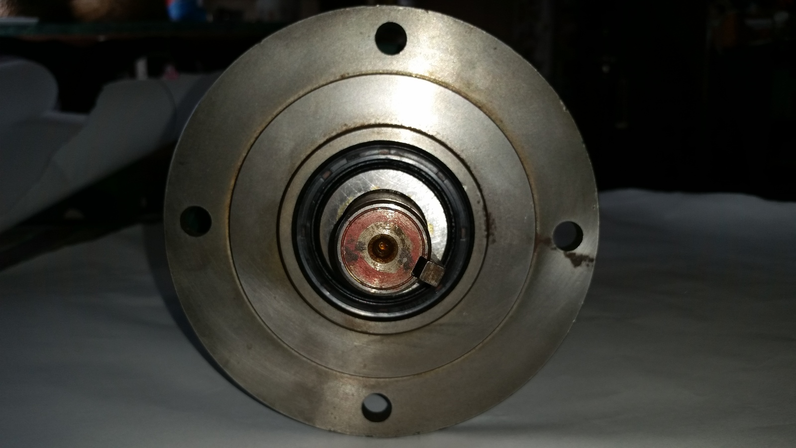 Sumitomo Sm Cyclo 3 Phase Induction Motor With Brake