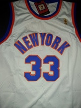 #33 Patrick EWING retro Hardwood Classic Jersey New Stitched New York Kn... - $22.95