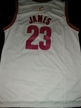 LeBron James Cleveland Cavaliers Jersey #23 Stitched Quality Jersey New ... - $22.95