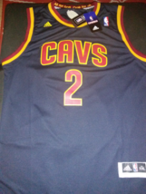 Kyrie Irving Cleveland Cavaliers Jersey #2 Stitched Quality Jersey New W... - $179.95