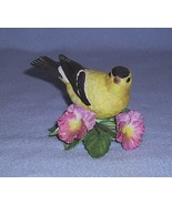 Lenox American Goldfinch Figurine Garden Bird Collection - $19.99