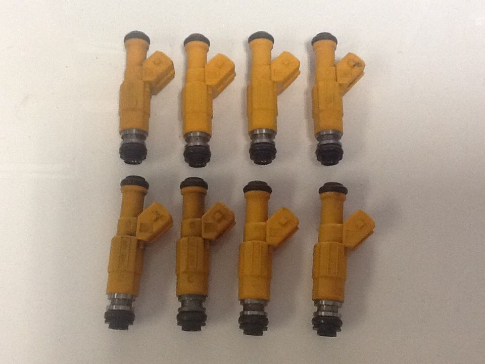Primary image for GM fuel injectors  fits Buick, Cadillac, chevrolet, Pontiac,  Ev3 Ev6 rebuilt!