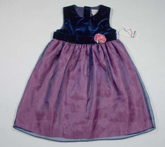 Bt Kids Girls Size 5 Dress Nwt Special Occasion Holiday Portrait New - $21.03