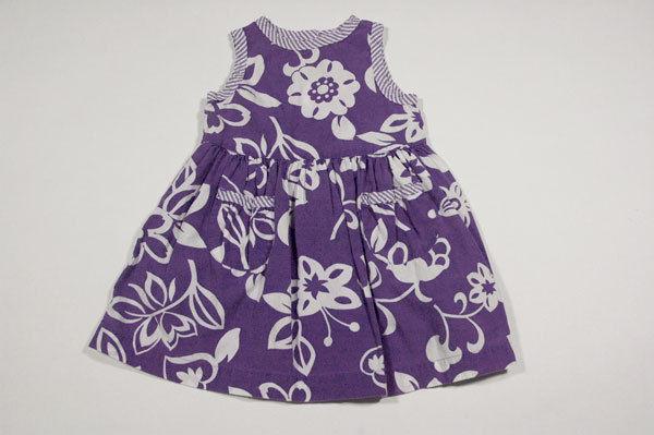 BABY GAP GIRLS SIZE 12M 18M DRESS FLORAL FLOWERS SPRING SUMMER