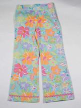 GYMBOREE NEW GIRLS SIZE 9 CAPRI PANTS PALM SPRINGS TROPICAL FLORAL FLOWERS - $18.50