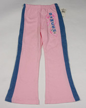 CALIFORNIA CONCEPTS NWT GIRLS 6 PANTS PINK  BALLET BALLERINA DANCE NEW - $16.82