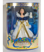 WALT DISNEY'S SNOW WHITE HOLIDAY PRINCESS DOLL COLLECTION SPECIAL ED 199... - $50.48