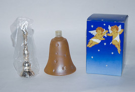 Avon Heavenly Cherub Hostess Bell Topaze Cologne Vintage New 3.75 Oz - $16.82