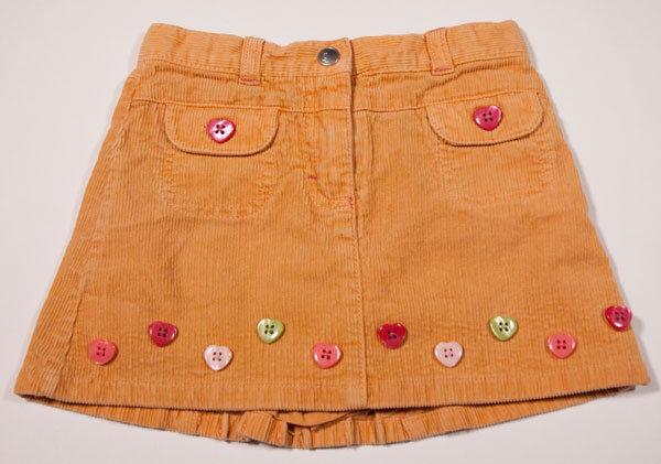 Gymboree NWT MALIBU COWGIRL Jean Denim Skirt Skirt Blue Flower 3 3T 4 4T 5 5T 6