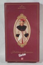 HALLMARK MATTEL BARBIE DOLL NEW SPECIAL EDITION HOLIDAY MEMORIES NIB 1995 - $27.76