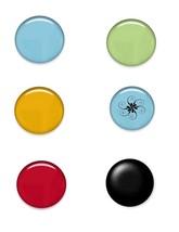 Mix color brad glass thumb200